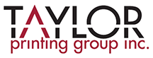Taylor Printing Group logo